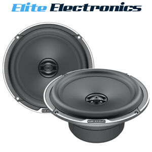 "Hertz MPX165.3 MPX 165.3 Mille Pro 6.5"" 2-Way 200W Coaxial Speakers"