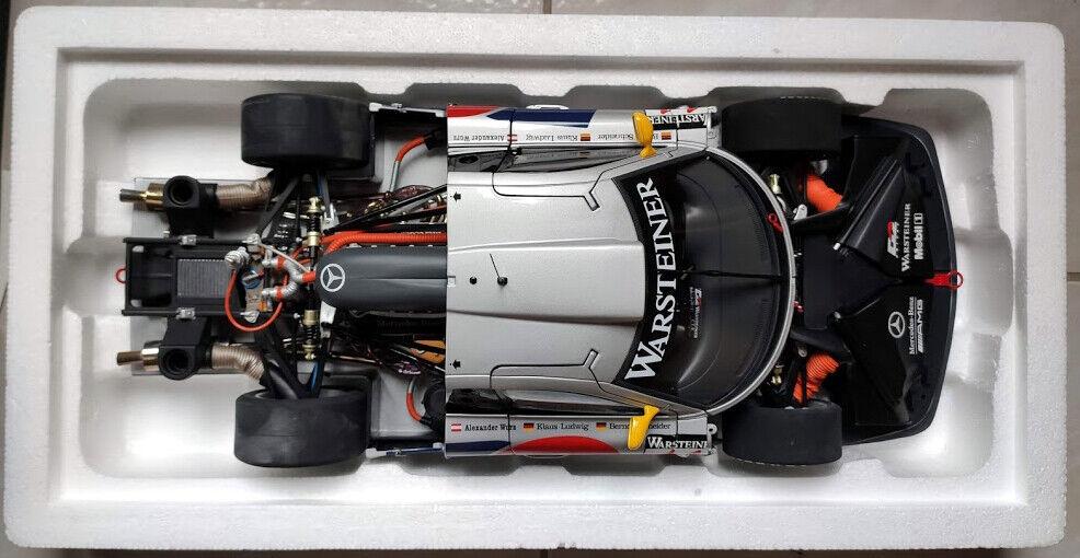 AUTO ART MERCEDES BENZ CLK GTR 1 12