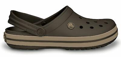 Crocs Damen-herren-sport-freizeit-clog-schuhe Crocband(tm) Braun