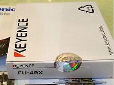 1PC Keyence  Fiber Optic Sensor FU-49X  New In Box