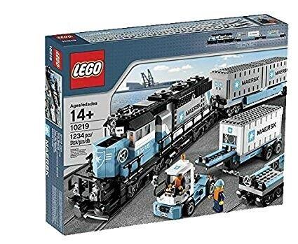 Lego City, 10219