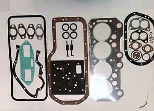 New-Engine-Gasket-Set-for-Peugeot-504-2000-TN-GES-XNA-XN1-XN2-NEW-337