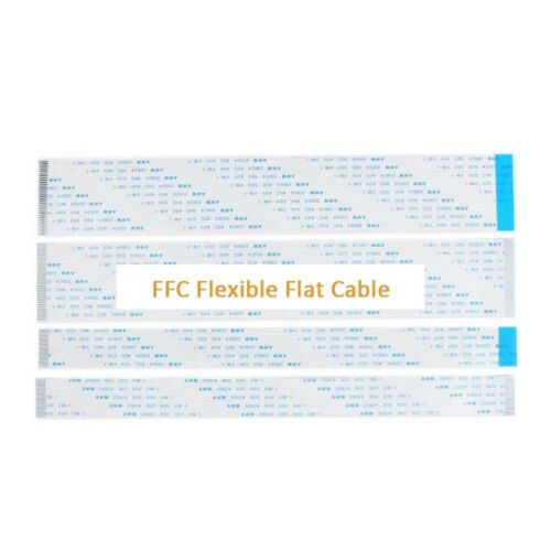 Pitch 1.0mm 32-Pin FFC//FPC Flexible Flat Cable Length 50mm-2000mm Width 33mm