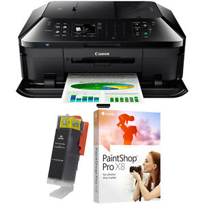 Canon PIXMA MX922 Inkjet Office All-In-One Printer w ...