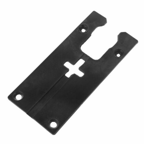 Plastique Souple Jig Scie plaque de base pour Makita 4304 4304 T Utilisé W Base en aluminium plaque