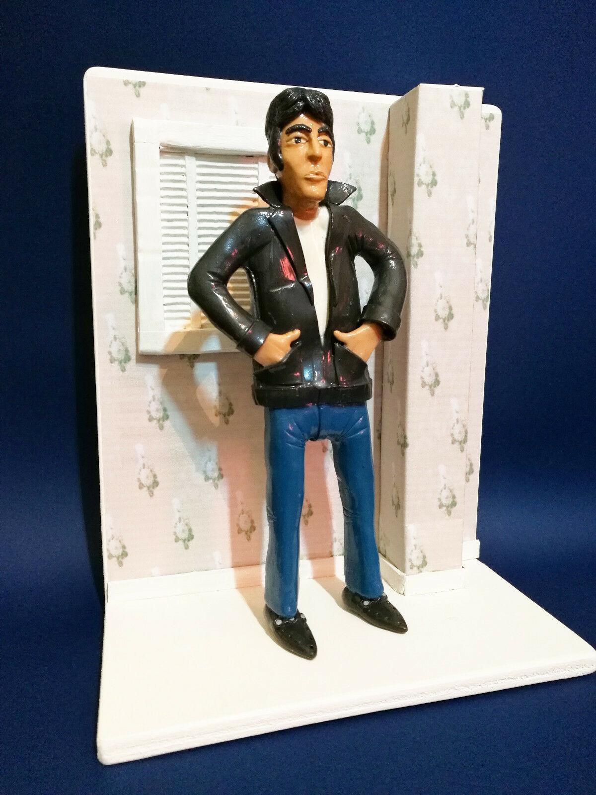 Statuina Statuina Statuina - Action Figures Bruce Springsteen album  Darkness on the Edge of Town  6eb9f6