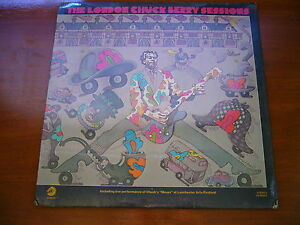 CHUCK-BERRY-The-London-Chuck-Berry-Sessions-1972-ORIG-LP-ON-U-S-CHESS-SEALED