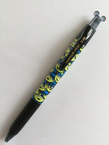 Uni Ball RE Erasable Rollerball Pen Gel Ink black special edition ALIENS