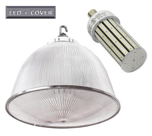 CC120-39 LENS HIGH BAY LED COBRA LIGHT E39 6500K WHITE 120W REPL 720W COVER