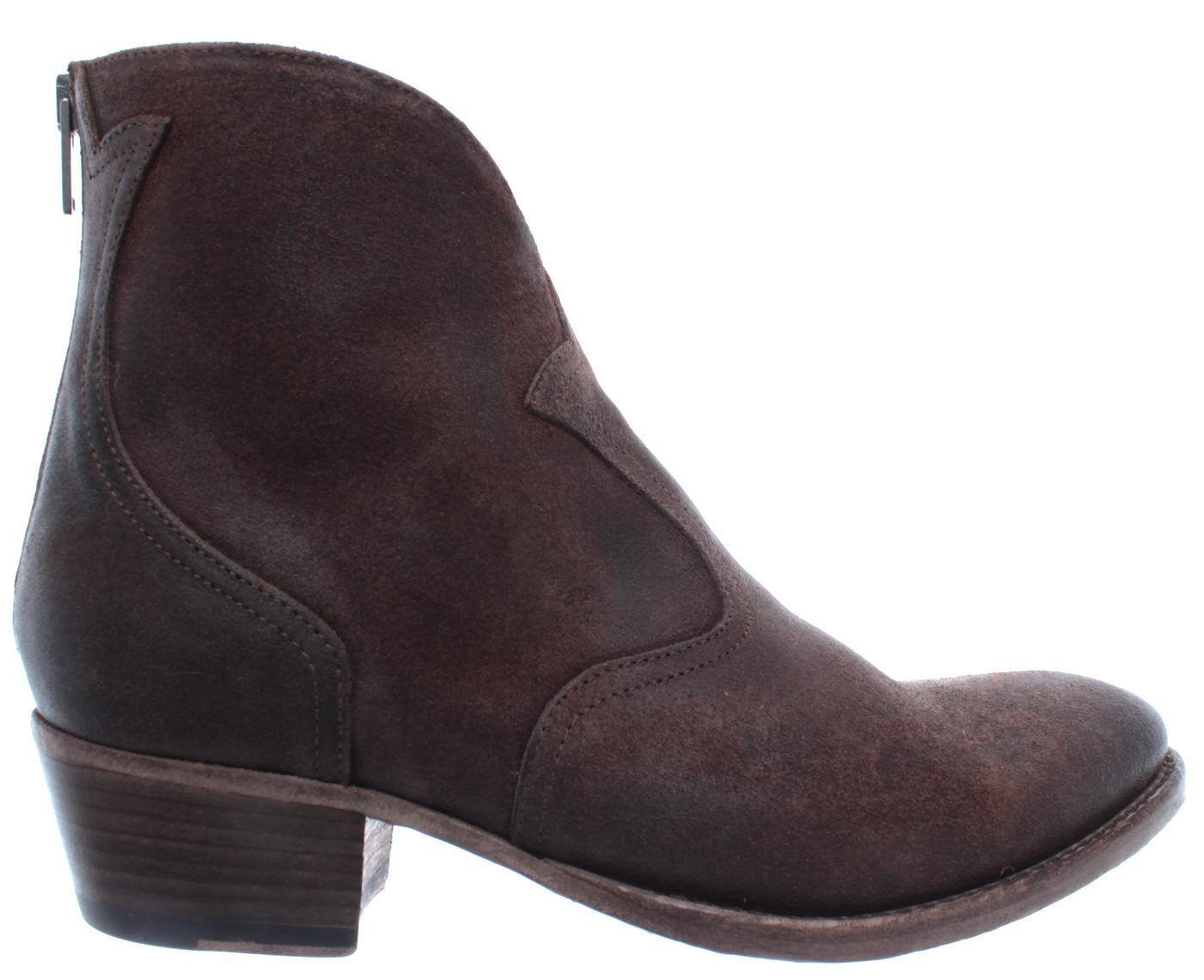 PANTANETTI 12162B Roser Martora marron chaussures Tronchetto femmes  Nuove Nuove Nuove c1dc8c