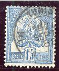 TIMBRE COLONIES FRANCAISES / TUNISIE OBLITERE N° 4 COTE + 24 €
