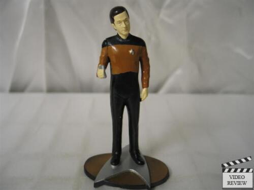 Star Trek ; Hamilton Gifts,1992;  4 Data figure inches