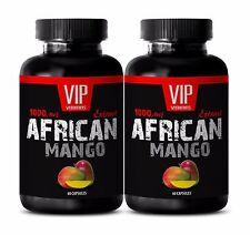 Natural vitamins - AFRICAN MANGO EXTRACT 1000 FAT BURNER - Fat removal 2B