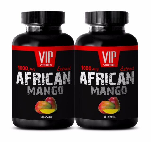 Natural Vitamins African Mango Extract 1000 Fat Burner Fat