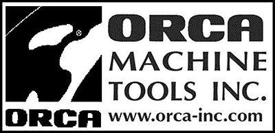 Orca Machine Tools Online