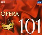 Opera 101 (CD, Oct-2011, Decca)