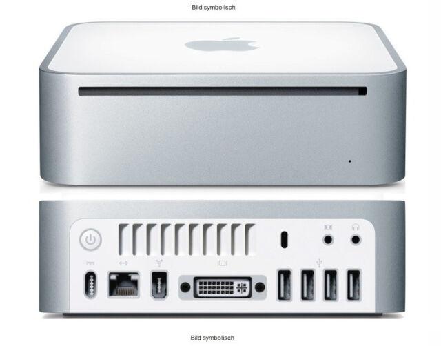 Apple Mac mini MB138D/A - Intel Core 2 Duo 1.83GHz, 4GB RAM, 80GB HD, Combo, OVP