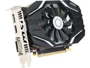 MSI-GeForce-GTX-1050-Ti-DirectX-12-GTX-1050-Ti-4G-OC-4GB-128-Bit-GDDR5-PCI-Expre