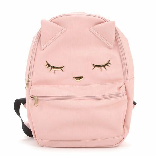 Love Boekentas Chan perzik Officiële nieuwe Rugzak Pooh Osumashi roze I Cat QrWBCxoeEd