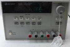 Keysight E3631a Triple Output Power Supply 80w Tested And Working