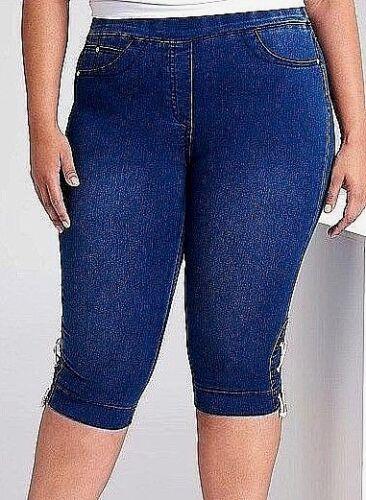 M Luxe 18 pantaloncini Pantaloni che I Denim 9315001346080 Stretch Plus Sz Soft forma prendono Nwt Ts S P0nqPpA