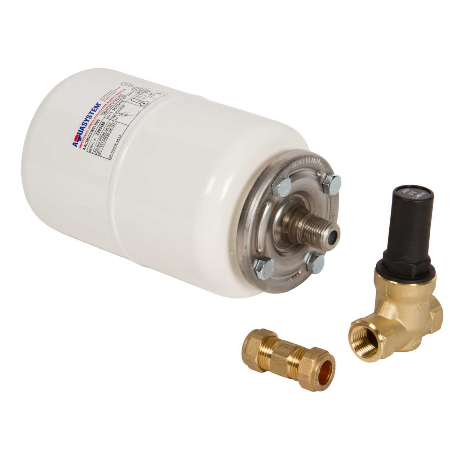 For EW and MW Heaters Redring Cold Water Control Pack