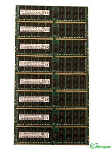 128gb (8x16gb) ddr4 pc4-2133p-r ECC Server Memory RAM Upgrade HPE z640