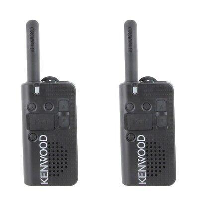 Kenwood ProTalk LT PKT-23 Pocket-Sized Business Two Way Radio - 2 Pack!