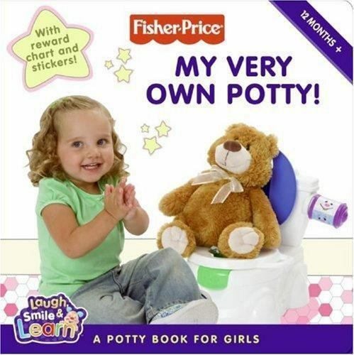 Fisher-Price: My Very Own Potty!: A Potty Book for Girls by Herman, Gail