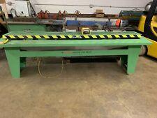 Used Lockformer Berry Industries 10 16 Gauge Hydraulic Duct Notcher