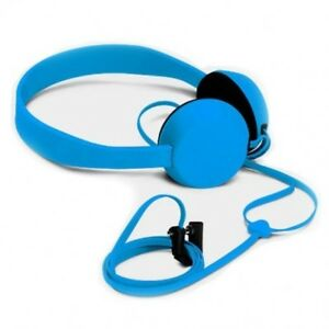 Details zu NOKIA WH 530 COLOUD BOOM UNIVERSAL HEADPHONES WITH MIC & TANGLE FREE CABLE BLUE