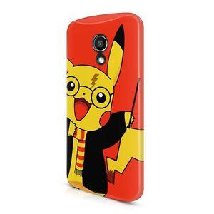 Pikachu Potter Pokemon Hard Plastic Phone Case Cover Shell