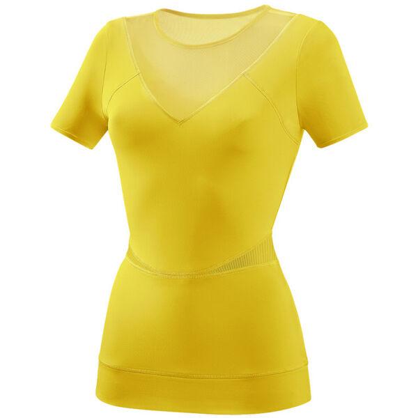 Adidas by Stella McCartney Run Performance  Tee Climalite Tank Top T-Shirt  yellow  online shop