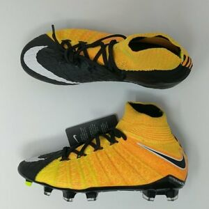 brand new 6cb9e 44a20 Image is loading Nike-JR-Hypervenom-Phantom-III-DF-FG-Soccer-