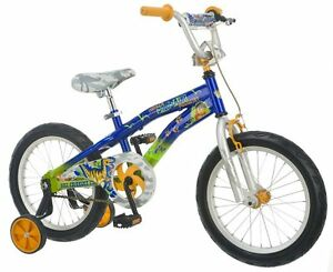Nickelodeon-Go-Diego-16-Boys-Kids-Dora-Bicycle-Bike