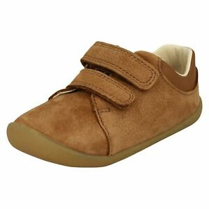 'boys And Girls' Clarks Pre-walking Shoes - Roamer Craft