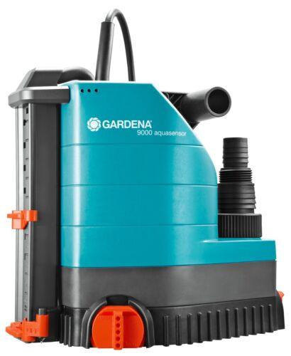 Gardena flottants-Pompe immergée pour jardin pompe 9000 Aquasensor