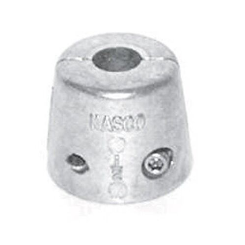 """Kasco Replacement Zinc for De Icer243465 1//2/"""" ID for De-Icer  Zinc Anode for 240"""