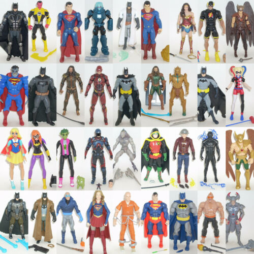 DC Universe Action Figures CHOICE Justice League MULTIVERSE Batman Superman