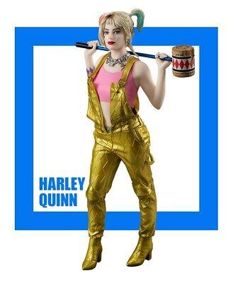 FuRyu Action Figure SSS Figure Birds Of Prey Harley Quinn 18cm Japanese Ver