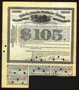 Details about Stops Panic of 1907 Edward King Banker signs with J P Morgan  Stock Certificate