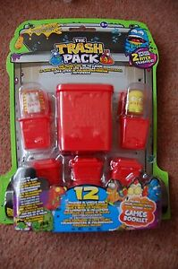 Nouvelle série 4 Livret de jeu Trashies amères 12 Pack de 2 morceaux 2 Édition spéciale 8027638681175