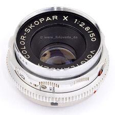 VOIGTLANDER COLOR SKOPAR X 1:2,8/50mm No.4881846 Germany Voigtländer ! TOP !!!