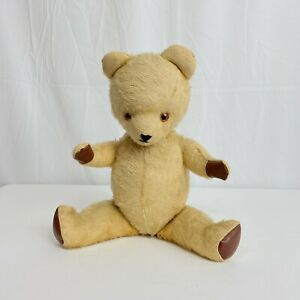 Antique-Mohair-Jointed-Teddy-Bear-Large-Size