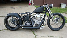 40 spoke Rims 21 x 2.15, 16 x 3 black powder coat. Harley, Bobber, Chopper