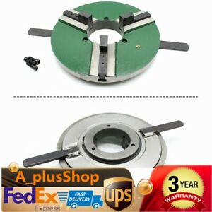 """12/"""" Inch 3 Jaw Self-centering Welding Table Chuck WP-300 300mm Reversible"""