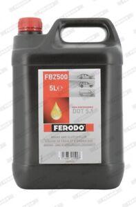 Bremsflüssigkeit FERODO FBZ500 5 Liter Fass