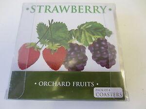 El-Leonardo-Coleccion-Orchard-Fruits-Coasters-4-en-un-paquete