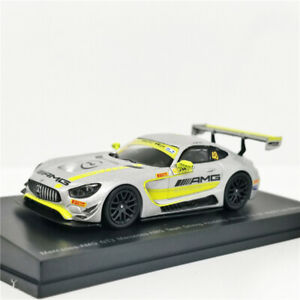 MERCEDES-BENZ AMG GT3 TEAM DRIVING ACADEMY WINNER 1:64 SCALE DIECAST MODEL CAR