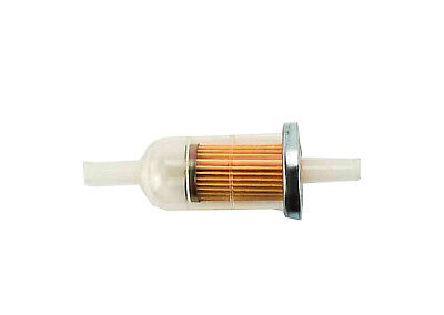 In-line petrol fuel filter for Yamaha FZS 600 Fazer from 1998-2003